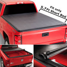 Buy Super Drive RT010 Roll & Lock Soft Tonneau Truck Bed Cover For ... Trifold Tonneau Vinyl Soft Bed Cover By Rough Country Youtube Lock For 19832011 Ford Ranger 6 Ft Isuzu Dmax Folding Load Cheap S10 Truck Find Deals On Line At Extang 72445 42018 Gmc Sierra 1500 With 5 9 Covers Make Your Own 77 I Extang Trifecta 20 2017 Honda Tri Fold For Tundra Double Cab Pickup 62ft Lund Genesis And Elite Tonnos Hinged Encore Prettier Tonnomax Soft Rollup Tonneau 512ft 042014