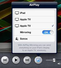 Understanding Apple TV mirroring and aspect ratio