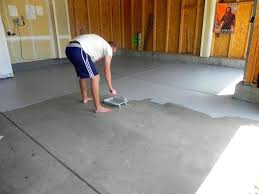 garage flooring design floor how to paint with epoxy paintracedeck