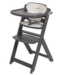 Safety 1st Timba, Evolutive High Chair - Grey Patches - From ... Adjustable Baby High Chair Infant Seat Child Wood Toddler Safety First Wooden High Chair From 6 Months In Sw15 Thames Eddie Bauer Newport Cover 1st Timba Feeding Safe Hauk The Recline And Grow Booster Frugal Mom Eh Amazoncom Carters Whale Of A Time First Tower Play 27656430 2 1 Beaumont Walmartcom Indoor Chairs Girls Vintage Cheap Travel Find