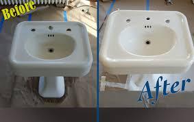 Bathtub Reglazing Los Angeles Ca by Professional Bathtub Refinishing Epienso Com