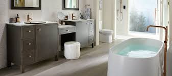 Kohler Villager Tub Rough In by Kohler Toilets Showers Sinks Faucets And More For Bathroom
