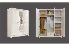 armoire chambre model armoire de chambre brunnoir en panneau de particules pax