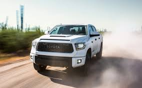 2019 Toyota Tundra TRD Pro Bows In Chicago - The Car Guide New 2018 Toyota Tacoma Trd Sport Double Cab In Elmhurst Offroad Review Gear Patrol Off Road What You Need To Know Dublin 8089 Preowned Sport 35l V6 4x4 Truck An Apocalypseproof Pickup 5 Bed Ford F150 Svt Raptor Vs Tundra Pro Carstory Blog The 2017 Is Bro We All Need Unveils Signaling Fresh For 2015 Reader