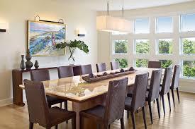 Best Large Modern Dining Table Furniture Arrangement Ideas 25 Regarding Tables