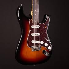 Fender John Mayer Stratocaster 3 Tone Sunburst S N SE14402