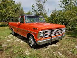 1969 Ford F100 For Sale | ClassicCars.com | CC-1035047