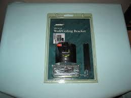 Bose Ub 20 Wallceiling Bracket by Genuine Bose Ub 20 Wall Mount Adapter For Jewel U0026 Double Cube