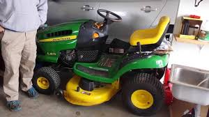 Moving To Richmond VA Must Sale Local John Deere Lawn Mower