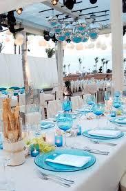 décoration mariage mer