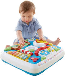 Amazon.com: Fisher-Price Laugh & Learn Around The Town Learning ... 1987 Fisher Price Farm Toy Youtube Fisherprice Laugh Learn Jumperoo Walmartcom Amazoncom Bright Starts Having A Ball Cluck And Barn Fun Sounds Demo Little People Vintage Learningactivity Table Lego With Learning Basketball Animal Friends Toys Games Toysrus Vintage Sound Activity Center Mini My First