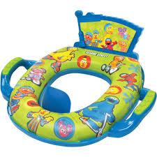 Infant Bath Seat Ring by Sesame Street Folding Potty Seat Walmart Com