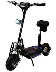 Super 36v Turbo 1000 Elite Electric Scooter With Econo