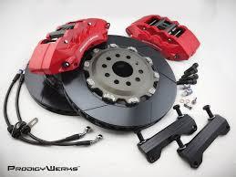 ProdigyWerks 6-Piston Big Brake Kit - Available Rotor Size 13