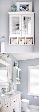 Stylist And Luxury Above Toilet Cabinet Over The Cabinets Bathroom Full Countertops Storage Amazing Idea