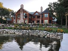 100 10000 Sq Ft House Sq Ft Log Home On The Bay Of Green Bay Only 15 Minutes To Lambeau Field Suamico
