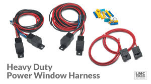 Heavy Duty Power Window Harness For Chevy & GMC Square Body Trucks ... Front End Dress Up Kit For Chevy Gmc Trucks Trucku With Lmc Lmc Truck Catalog Com Accsories And Blue Velvet Street Dodge Superb 1951 3100 Parts Has Fresh Kenneth Paige S 1969 C10 Customer Service Number Best Image Kusaboshicom Www Lmctruck Auto Info Chrome Rear Bumpers To Update Your Youtube Supplier Thrives Wide Selection Light Install On Bright Lights Big Hot Rod Network