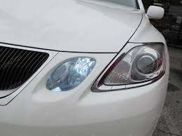 lexus gs300 9005 hb3 led daytime running light ijdmtoy for