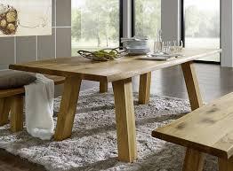 massivholz tisch 180x100 wildeiche massiv geölt esstisch