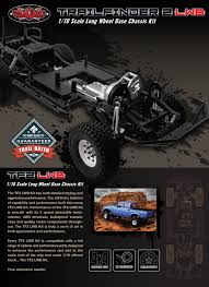 Rc4wd Trail Finder 2 Truck Kit