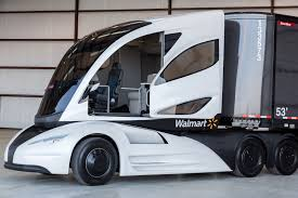 Walmart Introduces WAVE Concept Big Rig (w/video) Tesla To Make Autonomous Trucks Financial Tribune Fuel Cells Gain Momentum As Range Extenders For Electric Unveils Semi Truck And Roadster Curbed Industrial Warehouse Interior Delivery Shipping Cargo Western Star Home Mercedes Aero Trailer Concept Increases Efficiency Experts Talk In The Semitruck Business Walmart Debuts Futuristic Truck Introduces Wave Big Rig Wvideo