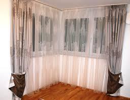 klassischer vorhang im großstadt stil mit verdunkelten