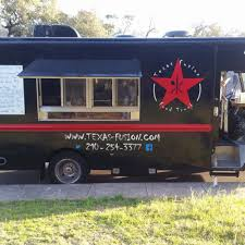 100 Texas Trucks Fusion Food Truck San Antonio Food Roaming Hunger