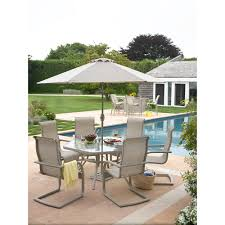 Martha Stewart Patio Sets Canada by Furniture Ideas Hexagon Patio Table With0white Patio Furniture