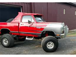 100 1987 Dodge Truck D100 For Sale ClassicCarscom CC1186519