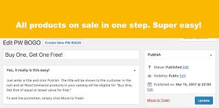 PW WooCommerce BOGO – WordPress Plugin | WordPress.org
