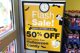 Operation Gratitude Halloween Candy Buy Back by Halloween Candy Sales
