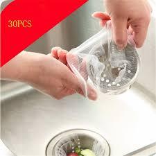 best disposable nylon sewer filter bag waste stopper rubbish bag
