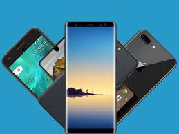 Best smartphones to right now including iPhone 8 and Galaxy