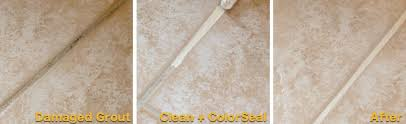 Regrout Old Tile Floor by Damaged Grout Repair U0026 Tile Replacement By Grout Rhino