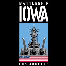 Battleship Iowa San Pedero California