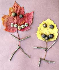 Easy At Home Leaf Art Craft For Kids Fall Arts And Crafts Image Fantastic Fun Learning A Arty Crafty