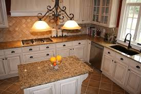 kitchen lovely white kitchen cabinets with granite countertop