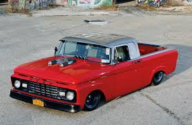 100 Ford Unibody Truck For Sale 1963 F100 UniBad MotorTrend