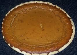 Pumpkin Pie With Molasses Brown Sugar by Splenda Easy Pumpkin Pie Recipe Genius Kitchen