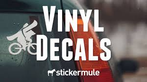 Vinyl Decals - Sticker Mule