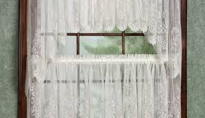 Fat Chef Bistro Kitchen Curtains by Kitchen Curtains With Coffee Theme Voluptuo Us