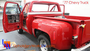 Upholstery Works Uncovered | S2e2 | '77 Chevy Truck - YouTube Related 1977 Chevy Trucks 1978 1980 1976 Chevy Silverado 4x4 C10 Steve And Susie F Lmc Truck Life 77 For Sale Icifrancecom Chevrolet C20 Pickup 34 Ton 454 91100 Miles Th400 Car Brochures Chevrolet Gmc Ss Youtube Dealer Keeping The Classic Look Alive With This Shortbed Stepside 1500 12 For Extended Cab Wwwtopsimagescom Silverado Short Bed Designs