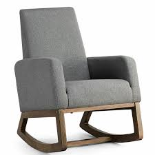 Mid Century Retro Modern Fabric Upholstered Rocking Chair Best Home Furnishings Xpress Steffen 1018 Mid Century Coaster Midcentury Modern Beige Rocking Chair Del Monte Traditional Blue Fabric Push Back Recliner Retro Upholstered Relax Rocker Grey Carson Carrington Honningsvag Midcentury Light Bridgeport Swivel Glider Yashiya J2funk Rockerswivel Choice Products Tufted Polyester Lounge W 360degree Details About Wrought Studio Raya
