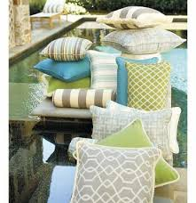 Interior Architecture Amazing Waterproof Cushions For Outdoor Furniture Of