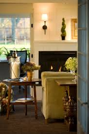 wall candle sconces living room farmhouse with side table wall