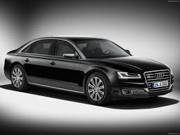 Audi A8 L Security 2015 pictures information & specs