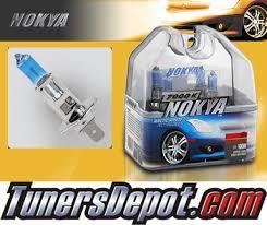nokya皰 arctic white headlight bulbs high beam 2012 ford focus h1