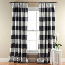 buy striped curtains from bed bath beyond