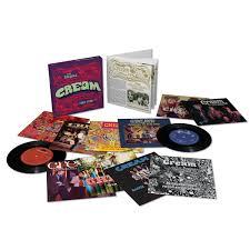 Cream Singles Box Set Due Out Nov 26