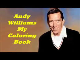 Andy WilliamsMy Coloring Book